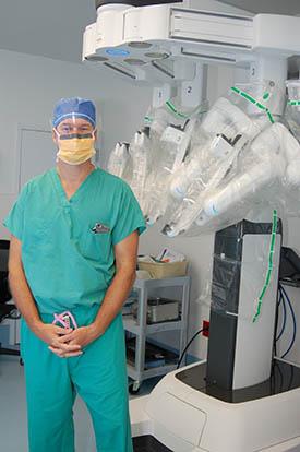 Robotic Surgery Alabama